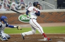 Markakis rejoins lineup, Acuña remains absent against Yankees