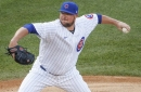 Grading the Cubs starters a quarter of the way through the season