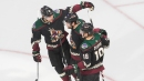 NHL Live Tracker: Coyotes vs. Avalanche, Game 1