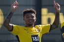 Jadon Sancho hints at Borussia Dortmund stay amid Manchester United links