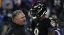 Ravens OC Greg Roman on what's next for QB Lamar Jackson | VIDEO