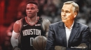 Rockets' Mike D'Antoni reveals plan for Russell Westbrook after quad injury