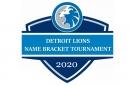 2020 Detroit Lions Name Bracket Tournament: The Final 4