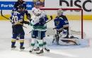 Bo Horvat's breakaway goal propels Canucks past Blues in OT