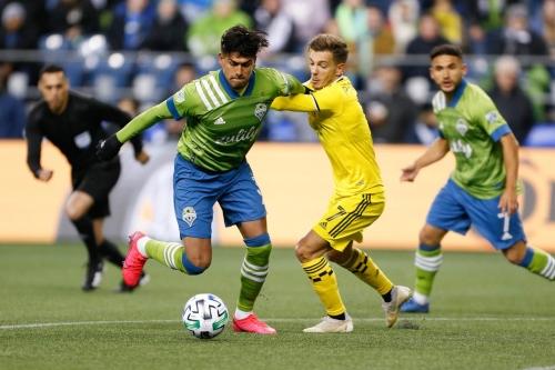 Injury will sideline Xavier Arreaga vs. Timbers