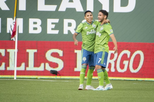 Five things we'd like to see against the Timbers