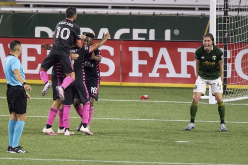 Sounders vs. Portland: Highlights, stats and quotes
