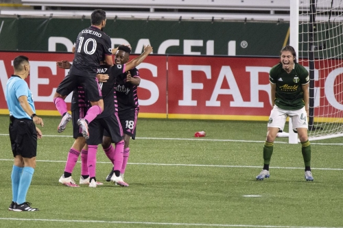 Sounders vs. Timbers: community player ratings form