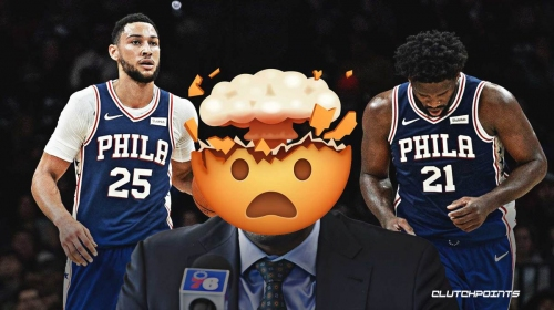 Elton Brand makes definitive statement about trading Joel Embiid, Ben Simmons