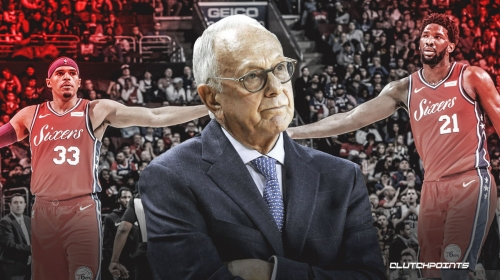 What needs to happen with Joel Embiid, Tobias Harris for Sixers to get to next level, per Larry Brown