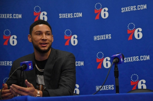 Should one Sixers change be making it Ben's team?