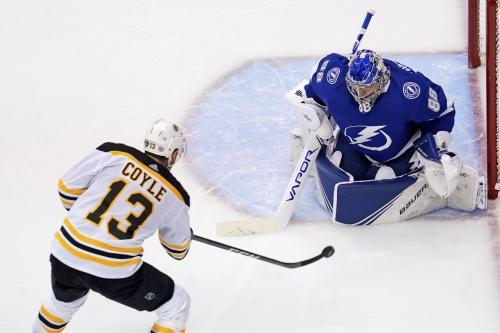 Game 3 Lines - Bruins and Lightning