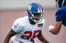 Giants' defensive backs stock up, stock down: Corey Ballentine on the rise