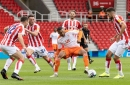 Blackpool boss makes Stoke City claim after cup drama