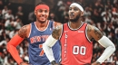Rumor: Carmelo Anthony reunion on Knicks' radar since Leon Rose took over