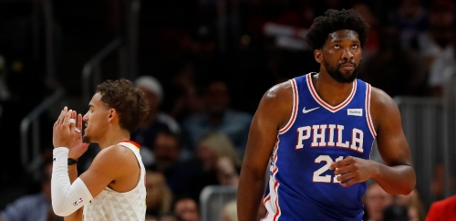 NBA Rumors: Hawks Could Sacrifice Three Players & Two 1st-Round Picks For Joel Embiid, Per 'Bleacher Report'