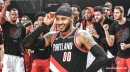 Blazers should bring back Carmelo Anthony for another season