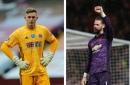 Gary Neville explains Man Utd 'worry' in David de Gea and Dean Henderson claim