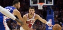 NBA Rumors: Zach LaVine-For-Ben Simmons Trade Would Be A No-Brainer For Bulls, Per 'Fansided'