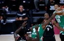Must C's: Robert Williams imprints Spalding logo on the entire Toronto team