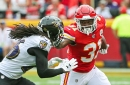 Brett Veach says the Chiefs trust Darrel Williams in 'all phases of the game'