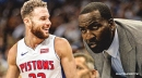 VIDEO: Blake Griffin's hilarious reaction to Kendrick Perkins being called a 'great player'