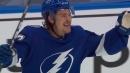 Yanni Gourde scores for Lightning, nobody notices