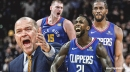Nuggets' Mike Malone fires back at Clippers' Patrick Beverley for Nikola Jokic comments