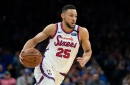 Sixers' Ben Simmons makes NBA All-Defensive First Team