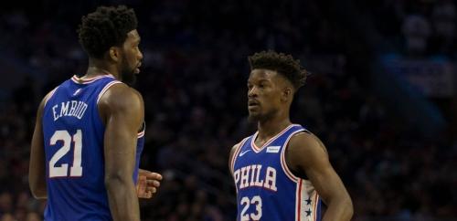 NBA Rumors: Heat Could Reunite Joel Embiid With Jimmy Butler Using Bam Adebayo As Trade Chip