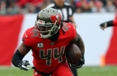 Former Buccaneers running back Dare Ogunbowale signs with the Jags