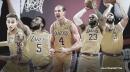 Lakers goes to Talen Horton-Tucker to provide 1st half spark vs. Rockets