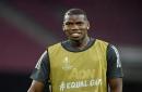 Paul Pogba returns to Manchester United training after coronavirus