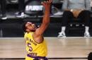Lakers News: Frank Vogel, LeBron James Praise Talen Horton-Tucker For Game 4 Cameo