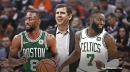 Celtics players, coach speak out about how important Kemba Walker is to the team