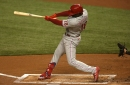 A costly win: Phillies 12, Marlins 6