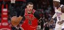 NBA Rumors: Bulls Could Trade Zach LaVine To Nets For Caris LeVert, Joe Harris & Draft Picks, Per 'Fansided'