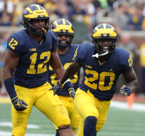 Only member of Michigan's secondary with experience ready for the challenge: 'I'm underrated'