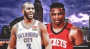 Russell Westbrook-Chris Paul trade looking like disaster for Rockets