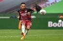 Pierre-Emerick Aubameyang signs new three-year Arsenal contract