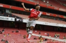 A closer look at Pierre-Emerick Aubameyang's Arsenal career after signing new deal