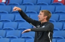 Graham Potter: 'EFL Cup is not a distraction for Brighton'