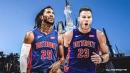 Derrick Rose, Blake Griffin's plans for Pistons' in-market bubble