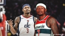 Wizards star Bradley Beal reacts to All-NBA snub