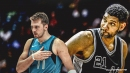 Mavs' Luka Doncic joins Tim Duncan in rare company with All-NBA selection