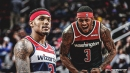 Wizards' Bradley Beal the first player ever not named All-NBA averaging 30 points, 6 assists
