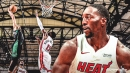 Why Bam Adebayo's block is the most impressive in Miami Heat History