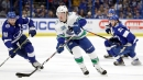 Canucks' Boeser on trade rumours: 'I want to stay in Vancouver'