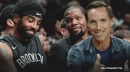 Steve Nash reveals how he plans to use Kevin Durant, Kyrie Irving on offense