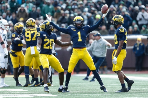 Ambry Thomas open to returning to Michigan football despite signing with agent